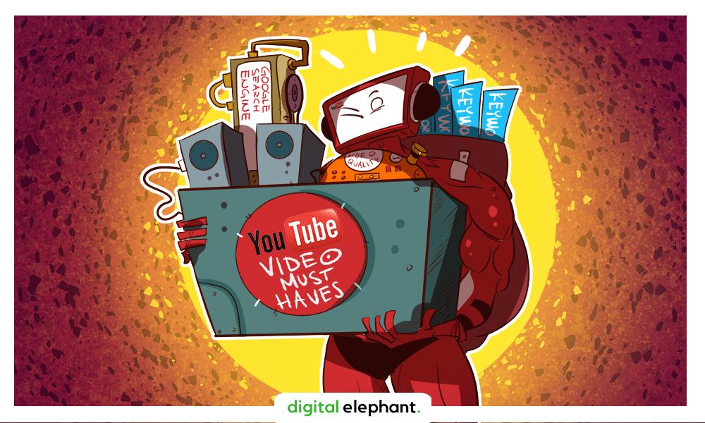 איך לעשות אופטימיזציה לסרטון ביוטיוב