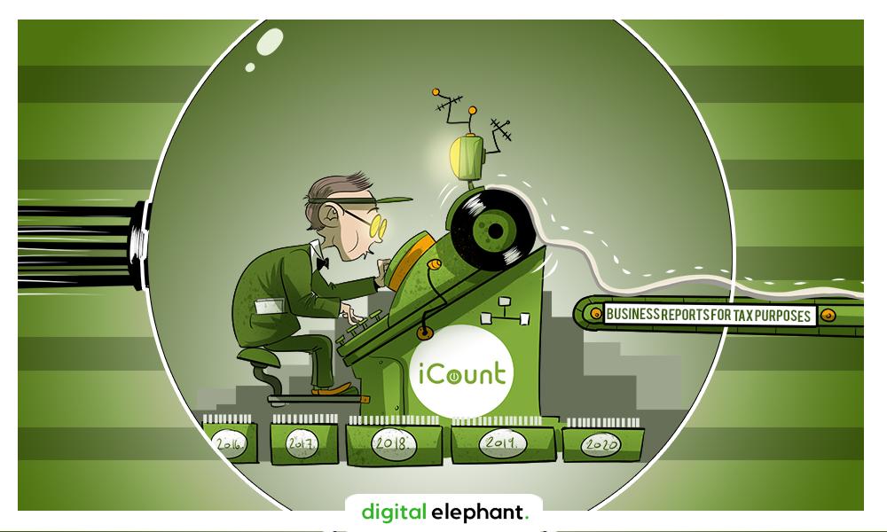 סקירת מוצר: תוכנת הנהלת החשבונות המקוונת iCount